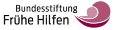 Logo Bundesstiftung Frühe Hilfen