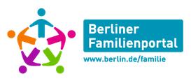 Logo Berliner Familienportal