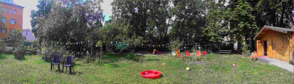 Foto Familiengarten