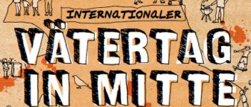Plakat International Vätertag