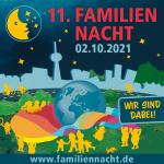 Plakat 11. Familiennacht