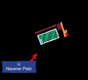 Lageplan Schulstraße 101