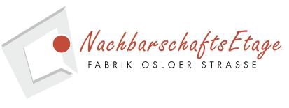 Logo Nachbarschaftsetage Fabrik Osloer Straße